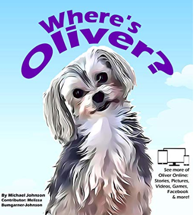 Buy Where's Oliver on Amazon now!